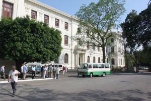 Colegio Belen Habana Entrada