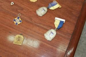 Medallas del Colegio