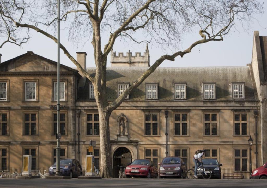 Blackfriars Hall Oxford