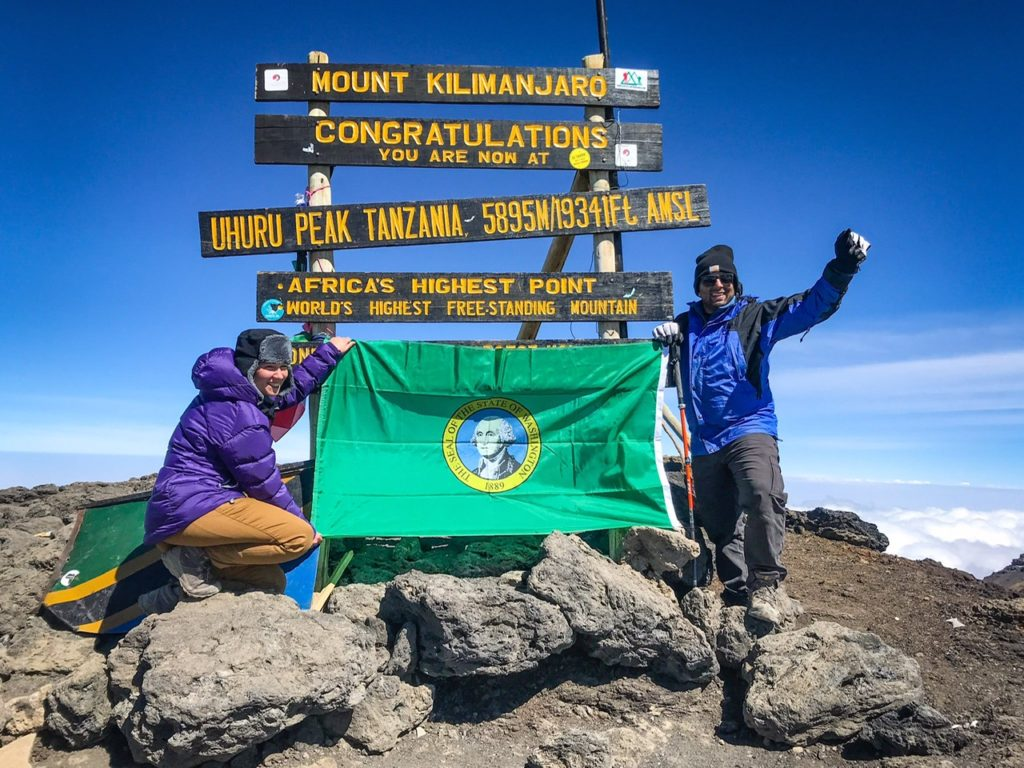 Cyrus Habib Kilimandjaro