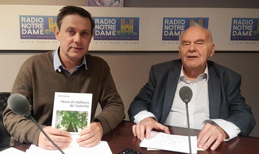 Henri Madelin Radio Notre Dame