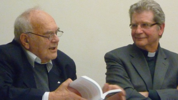 Henri Madelin et Mgr Ulrich
