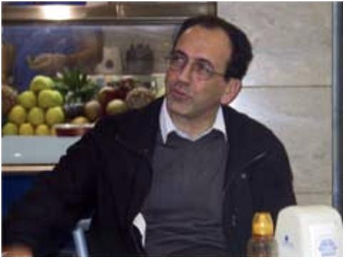 Père Alex Bassili sj économe communauté jésuite Jamhour