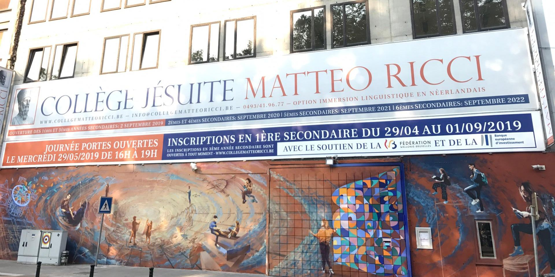 Collège Matteo Ricci Bruxelles