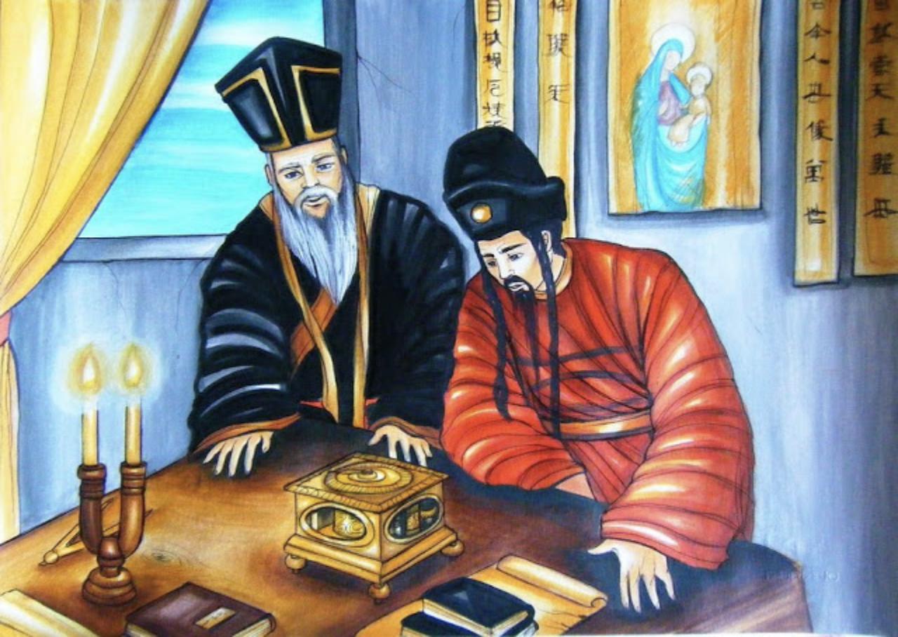 Matteo Ricci en Chine