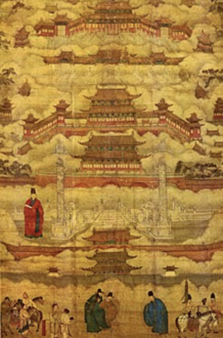The forbidden city at the time of Matteo Ricci