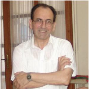Père Alex Bassili sj - photo carrée